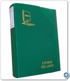 Arquivo de Livros Selados